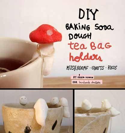 DIY Tea Bag Holders – Handmade Charlotte