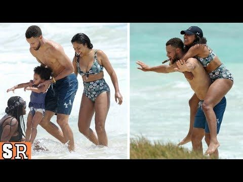 Stephen Curry, Wife and Kids at the Beach 2017  https://youtu.be/dDYaZagX4DQ  #stephencurry #curry #stephencurry30 #stephencurrymvp #stephencurryfamily #stephencurryfamilypost #stephencurryfam #ayeshacurry #ayeshacurrys
