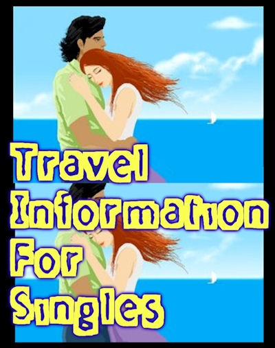 Check out our list of Singles Travel Specialists and Providers who offer Travel Vacation Packages, Adventure Tours and Cruises just for the Single Traveler... in the Amazing Singles Travel Section - Amazing Singles is the Hottest Singles Resource on the Web.