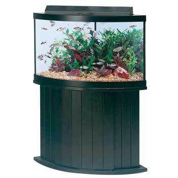 Fish Cabinet All_Glass_Aquarium Corner_Tank_Stands,.All-Glass AGA brand cabinet 54 corner tank-black fob-0 special shipping,All Glass Aquarium,015905550543