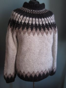 Lopi Sweater...one of my favorite patterns