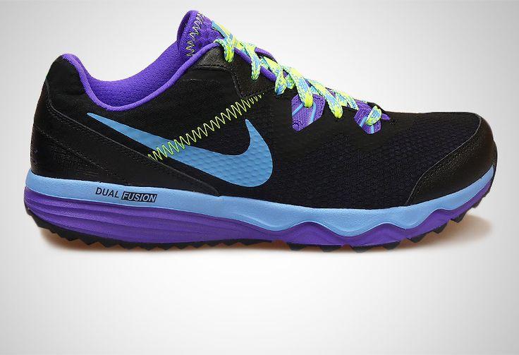 #Nike Dual Fusion Trail