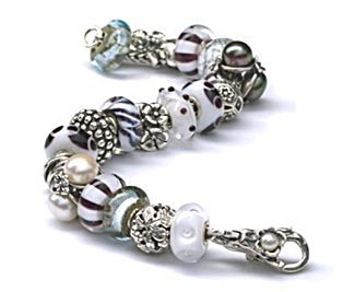 Trollbeads - another bracelet to pine after!  I'll get there soon.  #TrollbeadsWorldTour