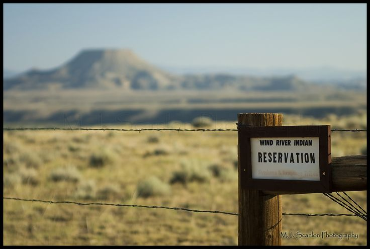 10,000 residents of Riverton are now technically under the control of the Wind River Indian Reservation, not the U.S. government