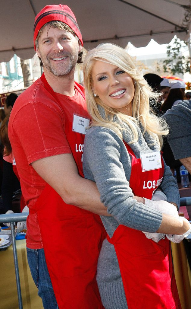 Slade Smiley & Gretchen Rossi from Celebrity Do-Gooders ...