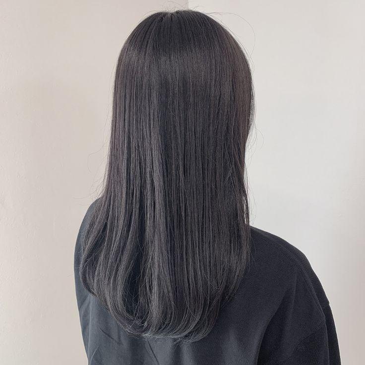 グレー系orブラウン系 なりたい髪色を目指すヘアカラーカタログ Hair