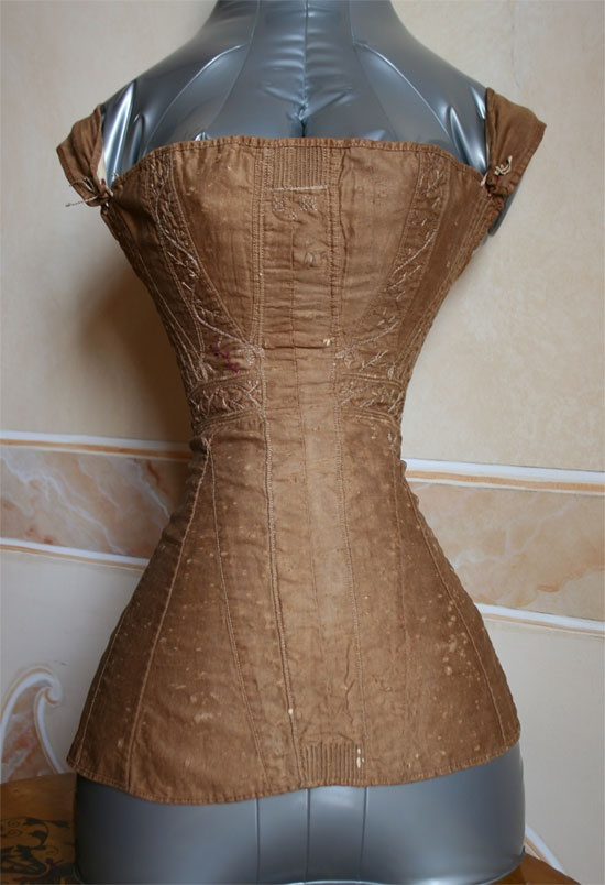 1830's corset