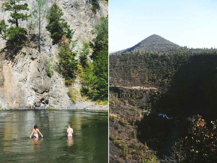 Kalifornien: Från Miranda till Surprise Valley.
