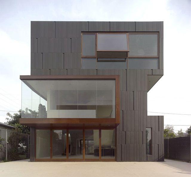 コンテンポラリー エクステリア(外観) by Studio 0.10 Architects