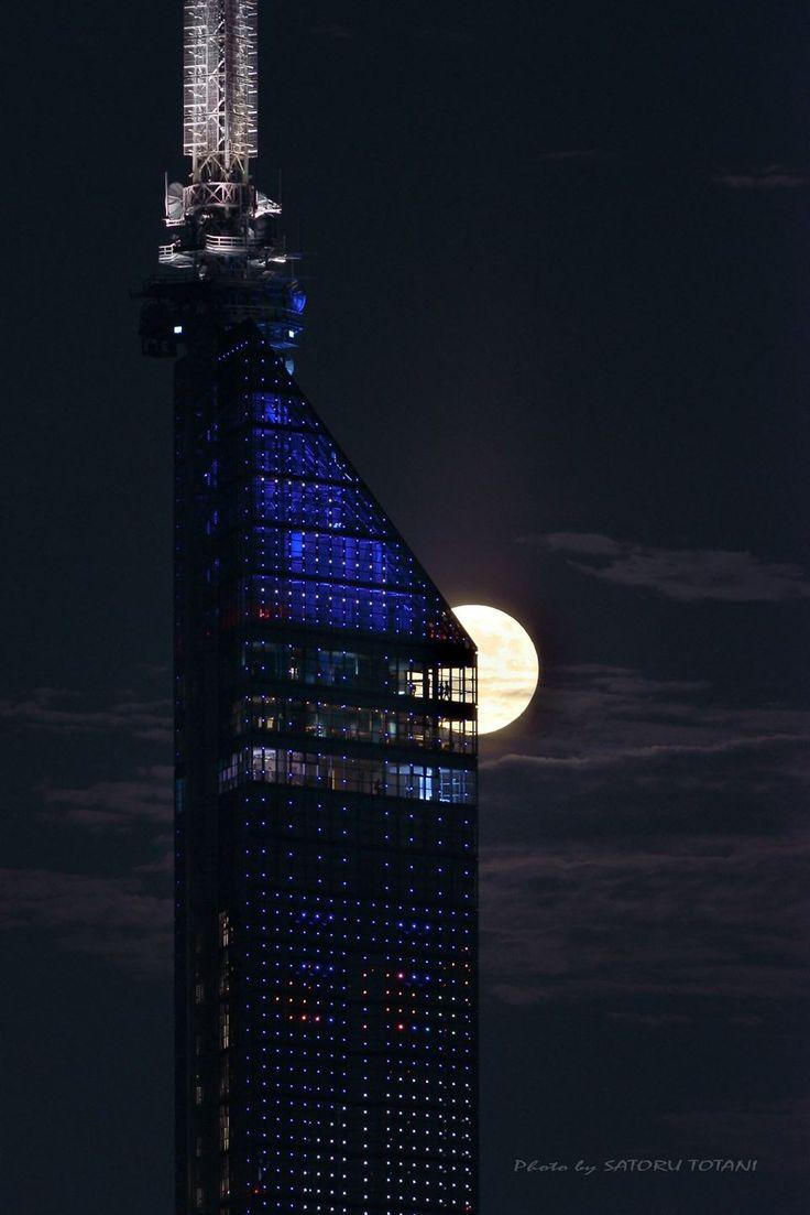 Fukuoka Tower, Japan | Satoru Totani 福岡タワー