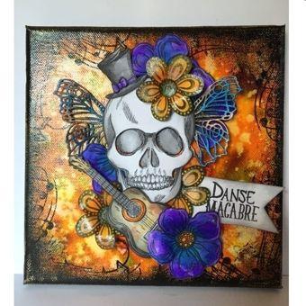Sheena Douglass Day of the Dead 2
