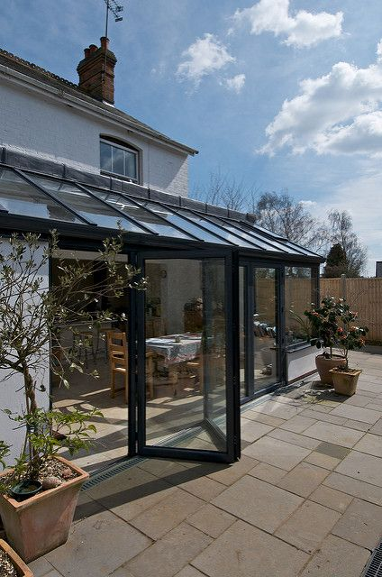 Lean-to Extension | Flickr - Photo Sharing!