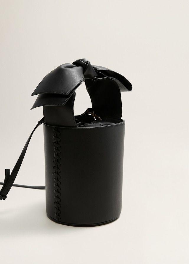 3a8f9e4aec2c Сумка-ведро с бантом - Сумки - Женская   купить   Bucket Bag, Bags и ...