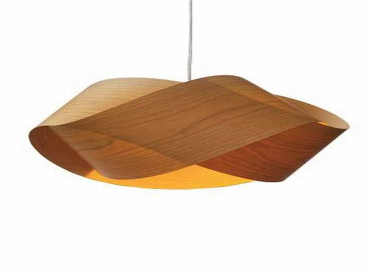 Wood Veneer Lamp Ideas