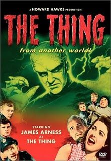 The Thing From Another World (1951 sci-fi horror film)