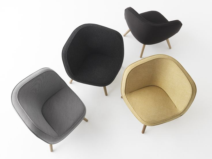 Fritz Hansen - NEW CHAIR. VIA57™ - is designed by Bjarke Ingels in collaboration with Danish design group KiBiSi.