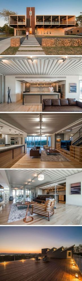 594 best Loft House and Container house images on Pinterest