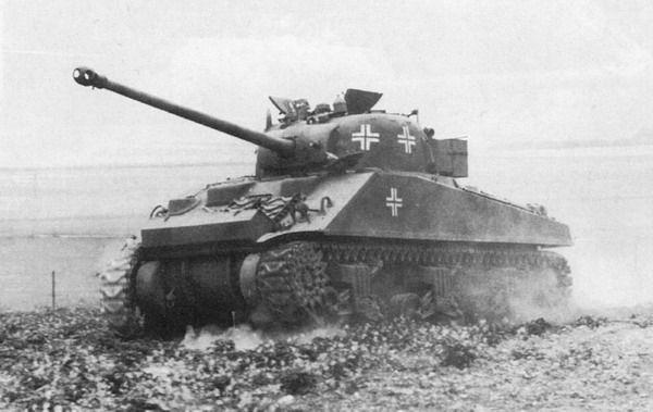 M4 Sherman Firefly page 1