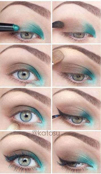 makeup ideas for summerlook