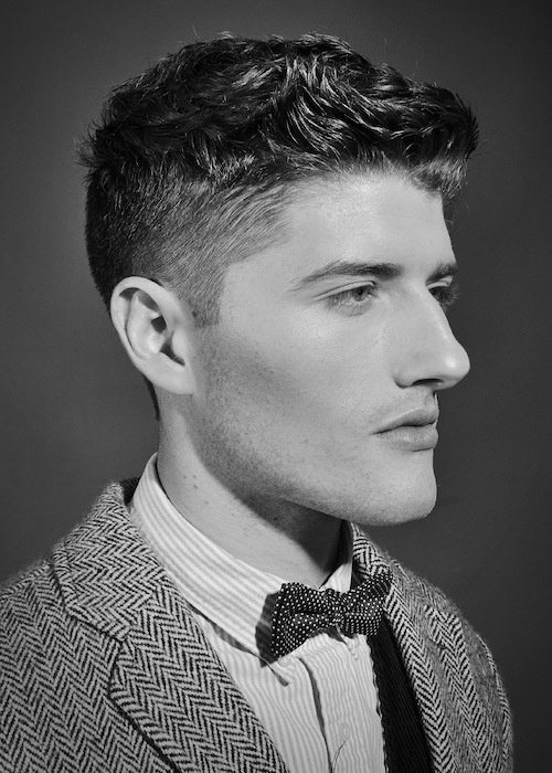 Cool 1000 Images About 5039S Titus On Pinterest 1950S Men 50 Style Short Hairstyles Gunalazisus