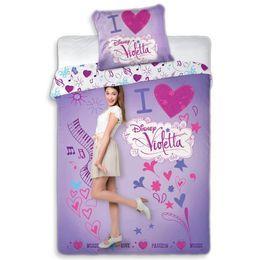 Violetta, Komplet pościeli, 160x200 cm-Faro