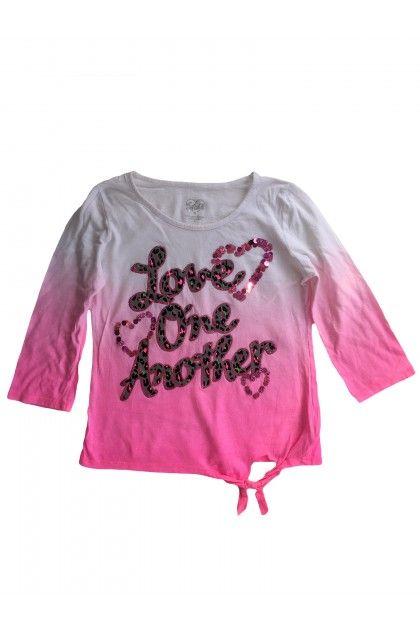 Оферта ДНЕС: Блуза Justice Justice, 6.00 лв. - модерни детски дрехи за момичета от Онлайн магазин KidsMall, модел № 22841. Качествени и ниски цени! Клик Тук