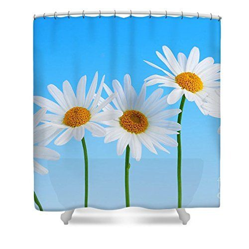"Shower Curtain featuring ""Daisy Flowers On Blue"" by Elena... https://www.amazon.ca/dp/B0742QNZ81/ref=cm_sw_r_pi_dp_x_4lDdAbCYMJW4V"