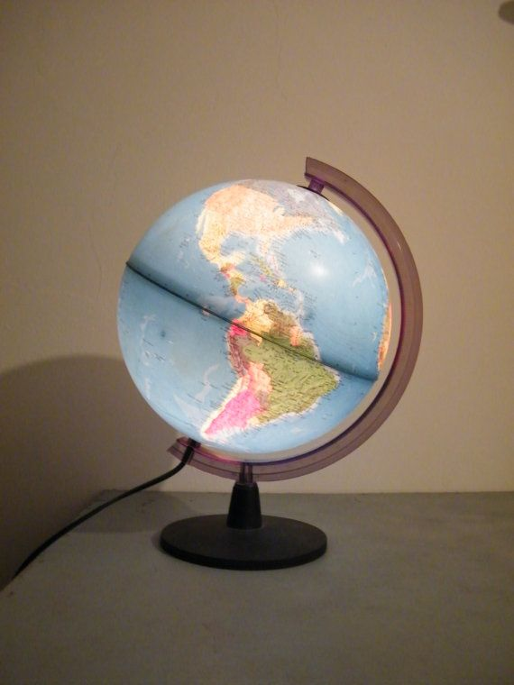 1000+ ideas about Globe Lamps on Pinterest | Elephants in india ...
