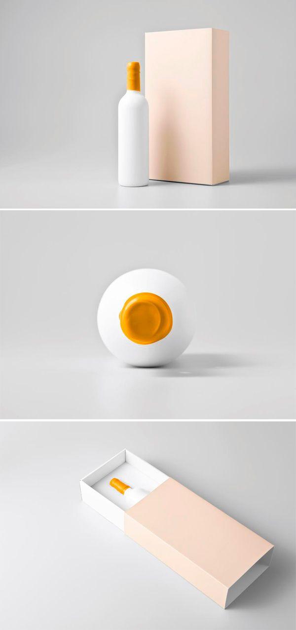 bottle, #packaging / egg nog