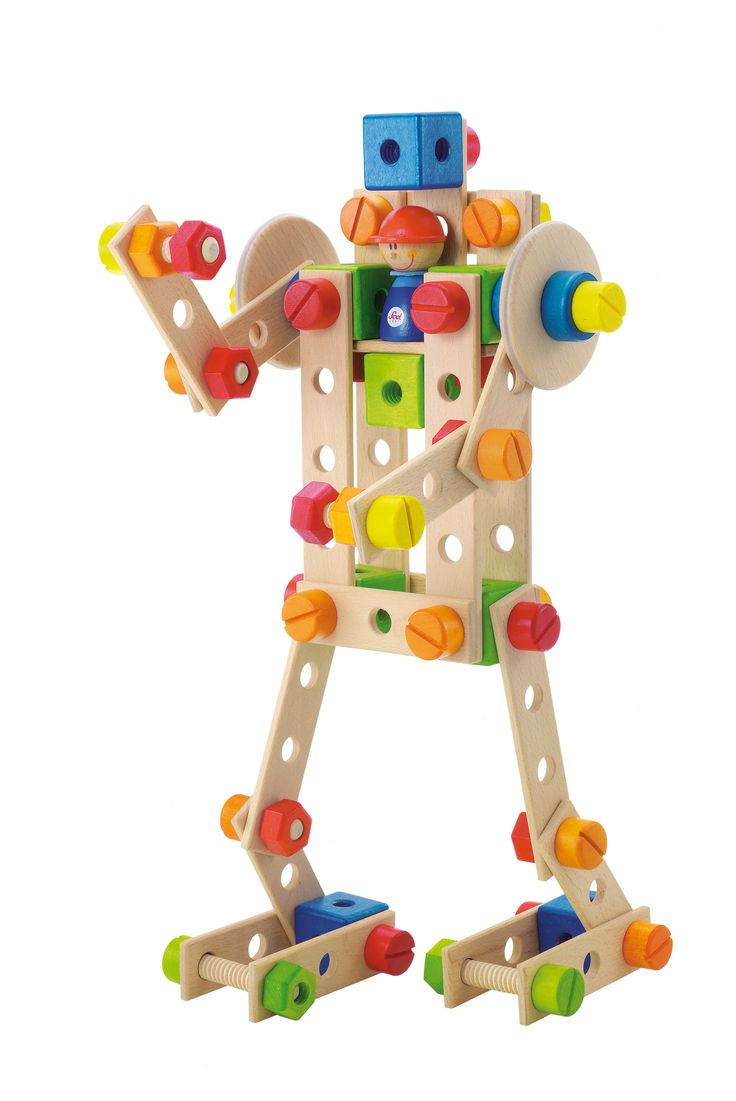 Wooden Construction Toys : Best images about sevi wooden toys italy on pinterest