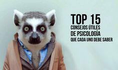 15 Consejos útiles de psicología que cada uno debe saber