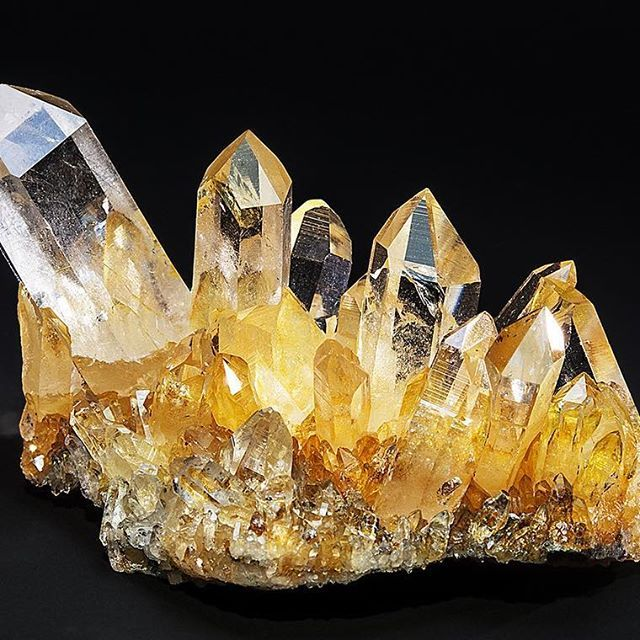 Quartz   #Geology #GeologyPage #Mineral Locality: Surrein, Sedrun, Tujetsch, Grischun, Switzerland Size: 7 x 5.9 x 3.7 cm Photo Copyright © Saphira Minerals Geology Page www.geologypage.com
