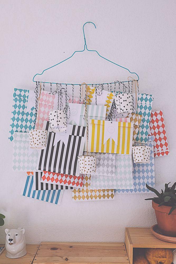 Cette année, je vous ai préparé un DIY en collaboration avec la super boutique My little day. J'ai imaginé un..