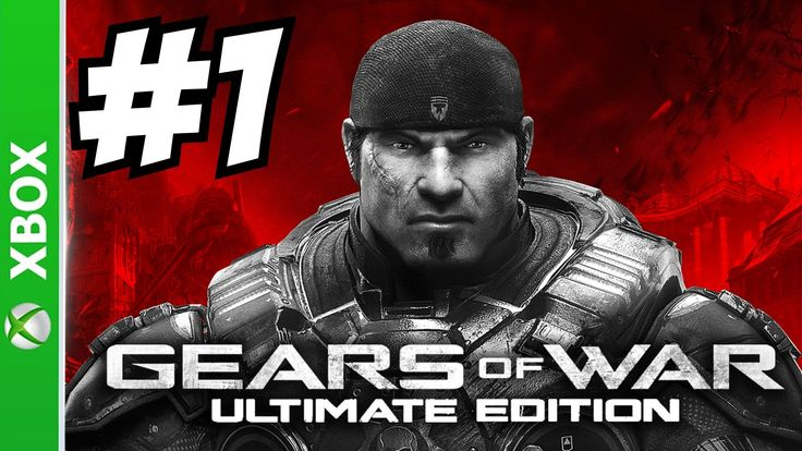 Gears of War Ultimate Edition Gameplay Walkthrough Part 1 Let's Play Pla...