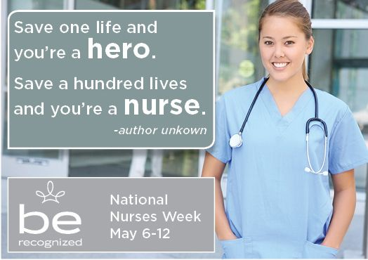National Nurses Week is May 6-12. Are you looking for creative ideas to give your health care organization's nurses a little bit of the recognition they deserve? We can help!