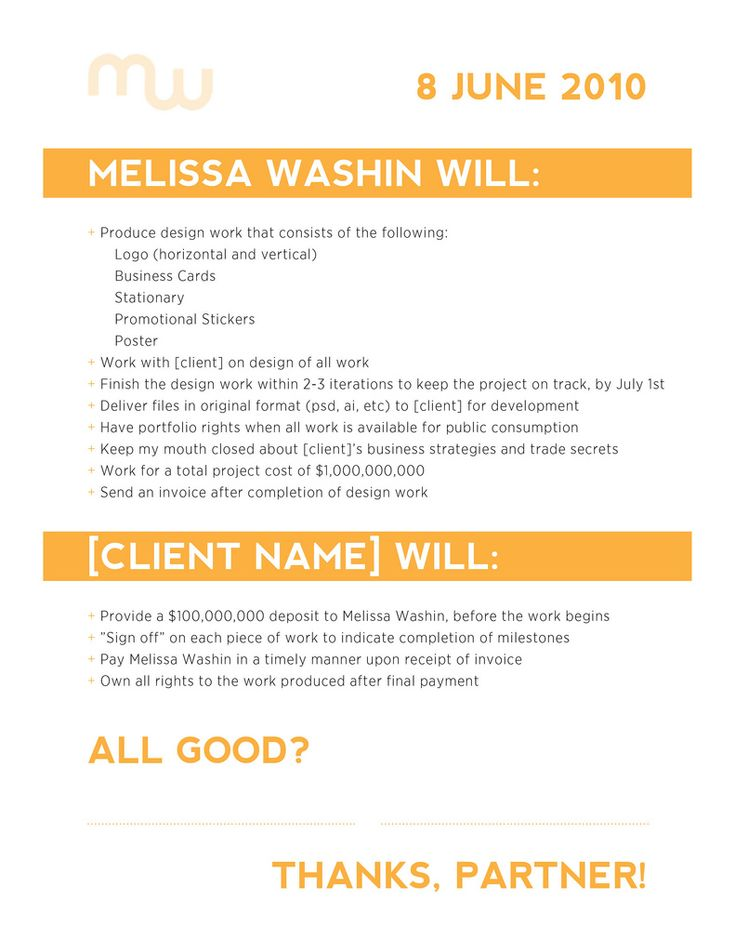 The 25+ best ideas about Design By Contract on Pinterest 11 in - legal contracts template