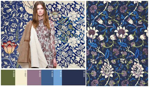 Fall Winter 2015 – 2016 Artwork Trends from Fashion Snoops 04_cautionarytale