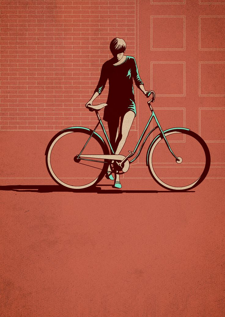 As bicicletas de Adams Carvalho