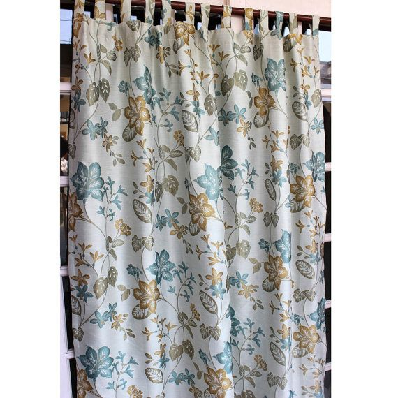 25+ Best Tab Top Curtains Ideas On Pinterest