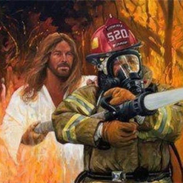 God Bless the Firemen and All Other Emergency Workers.