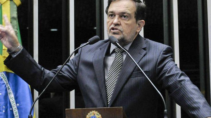 VISÃO NEWS GOSPEL: Senador Walter Pinheiro deixa o PT