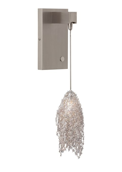 Turn virtually any lbl lighting low voltage fusion jack pendant into a wall sconce the integrated telescoping arm accommodates any pendant under 9 inches