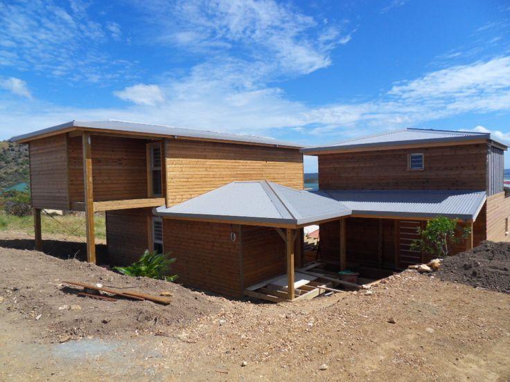 Les 82 meilleures images du tableau maison polynesie sur for Constructeur de maison en bois en nouvelle caledonie