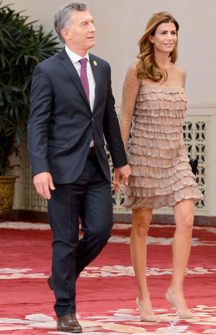 43 fotos de la gira de Mauricio Macri por Medio Oriente y Asia - Infobae