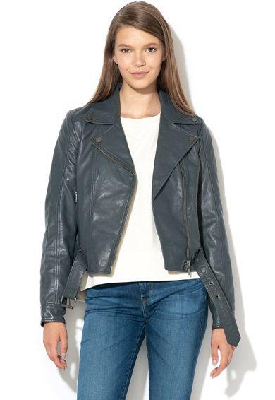 1bda53f28fe Кожено яке Helena за Жени на Pepe Jeans London от категорияЯкета във  Fashion Days (PL401486-988)