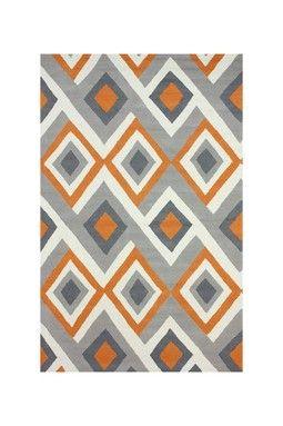 Mid century modern rugs by nuloom styles44 100 fashion - Mid century modern rug ideas ...