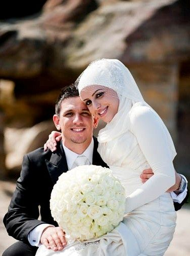 , Muslim Indian Weddings, Al Muslimu, Wedding Muslim, Muslim Couple ...