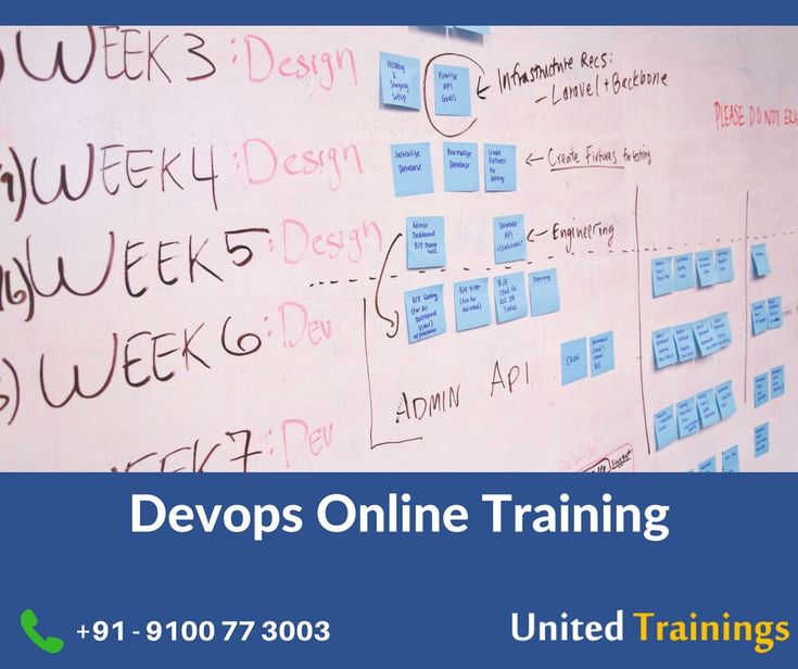 Get Start your career with DevOps with live online training classes from real-time experts, Enquiry Us today for Live Demo Classes @ UnitedTrainings.com.