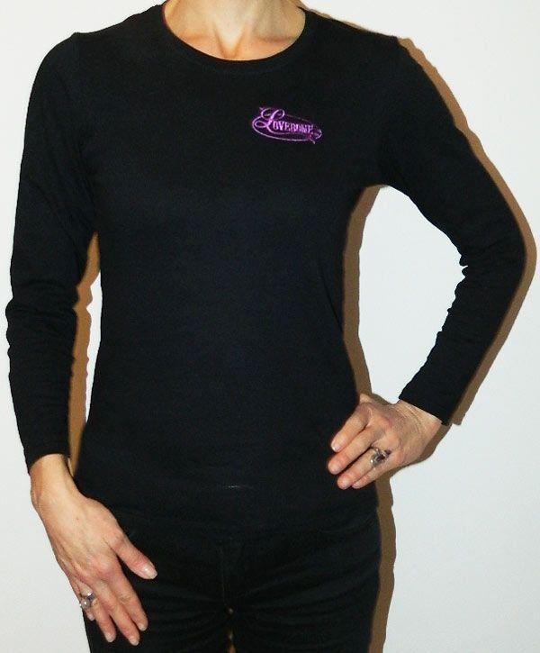 Gear Head long sleeve ladies t-shirt #Lovebonecustomtees