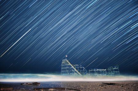 Eternal Night / Night Rider Photo by Jeff Berkes -- National Geographic Your Shot